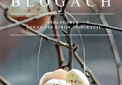 Świąteczny magazyn z moją aplikacją-królikiem!