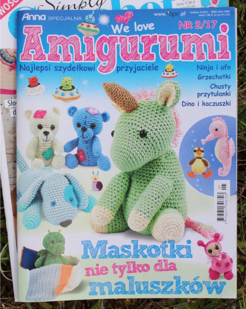 """""""We love Amigurumi"""" – czy warto kupić?"""