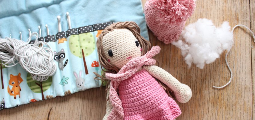 Szydełkowanie zabawek – wszystko, czego potrzebujesz na początek