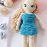 Nowa lalka w Woolfriendsach – Aniela